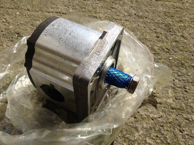 Ultra Hydraulic Pump For Sale 125 Used Plant And